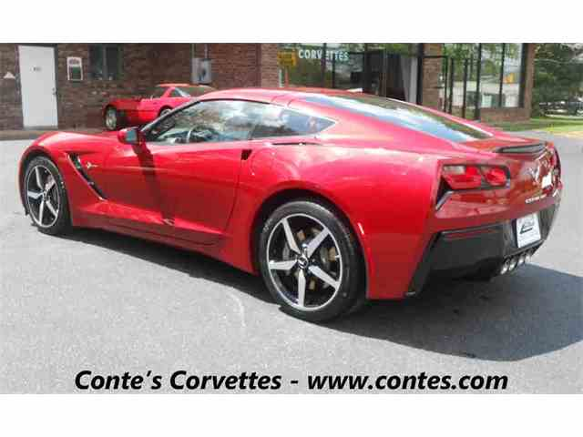 2015 Chevrolet Corvette | 982618