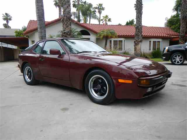 1984 Porsche 944 | 982620