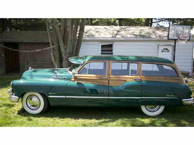 1952 Buick Super 8 | 982625