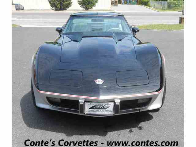 1978 Chevrolet Pace Car Corvette | 982626