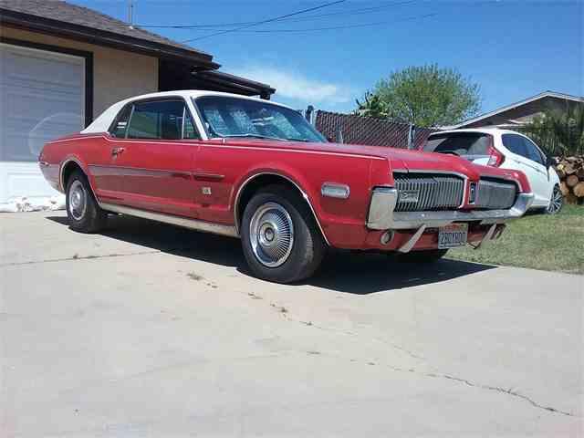 1968 Mercury Cougar | 982632