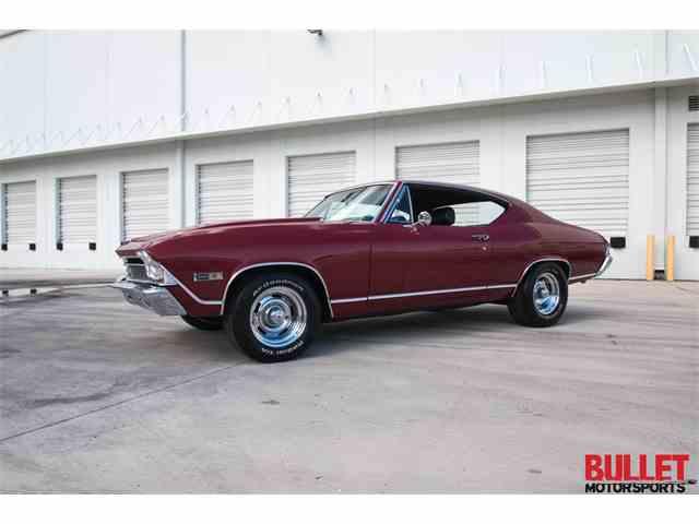 1968 Chevrolet Chevelle | 982634