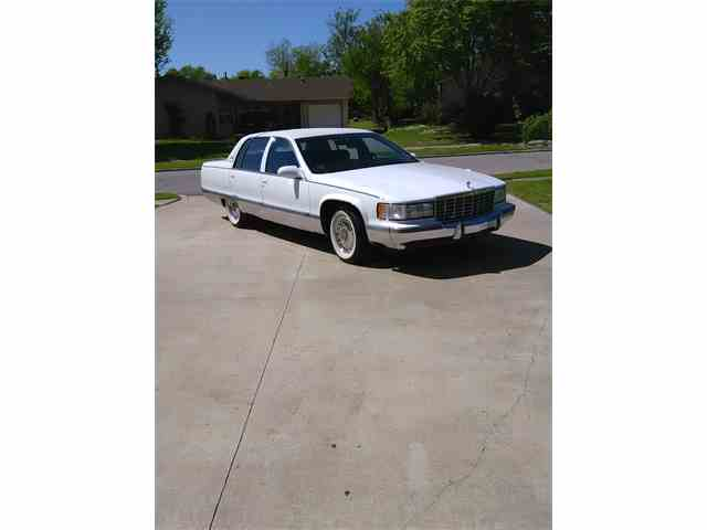 1995 Cadillac Fleetwood Brougham | 982648