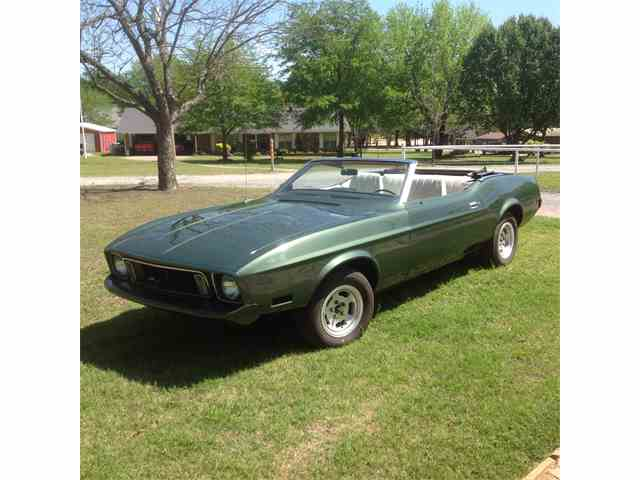 1973 Ford Mustang | 982668