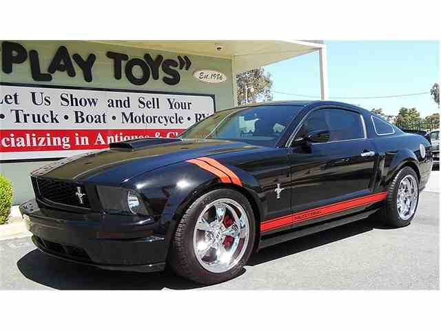2007 Ford Mustang GT | 980267