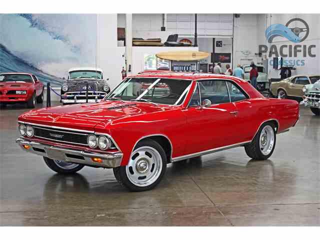 1966 Chevrolet Chevelle | 982702
