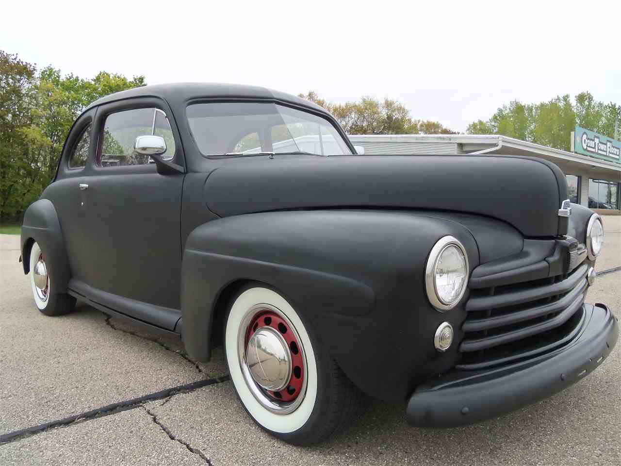 1948 ford super deluxe for sale cc 982705. Black Bedroom Furniture Sets. Home Design Ideas