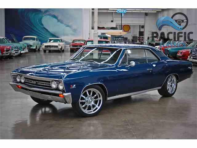 1967 Chevrolet Chevelle | 982708