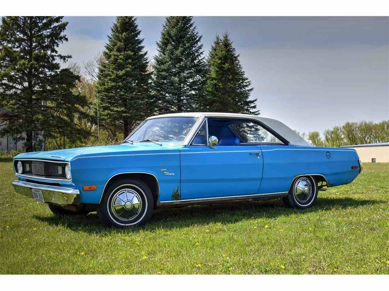 Trucks Under 5000 >> 1972 Plymouth Scamp for Sale | ClassicCars.com | CC-980272