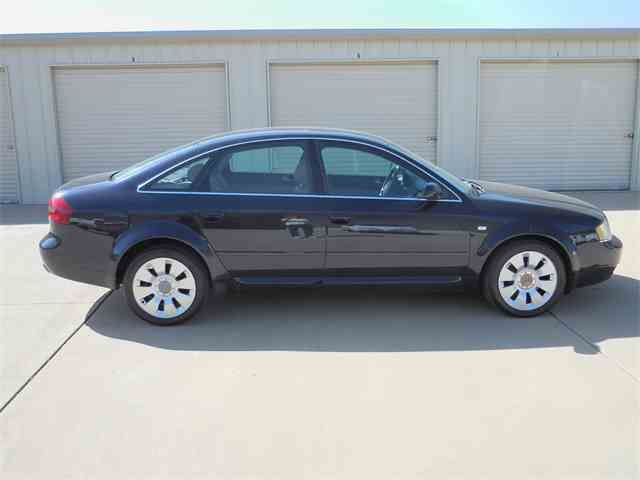 2001 Audi A6 | 982762