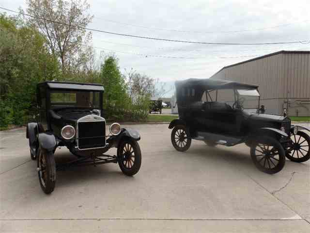1917 Ford Model T | 982766