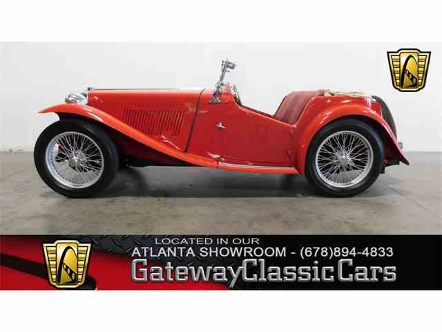 1949 MG TC | 982787