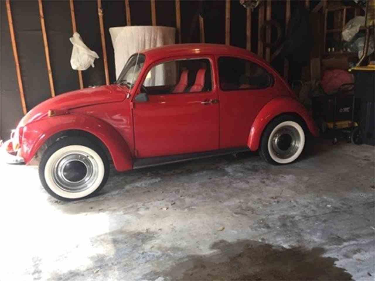 1972 Volkswagen Beetle for Sale - CC-980279