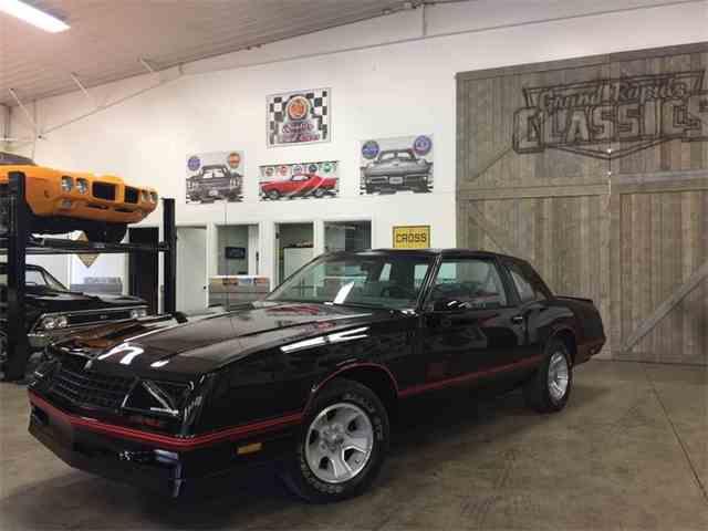 1987 Chevrolet Monte Carlo | 982790