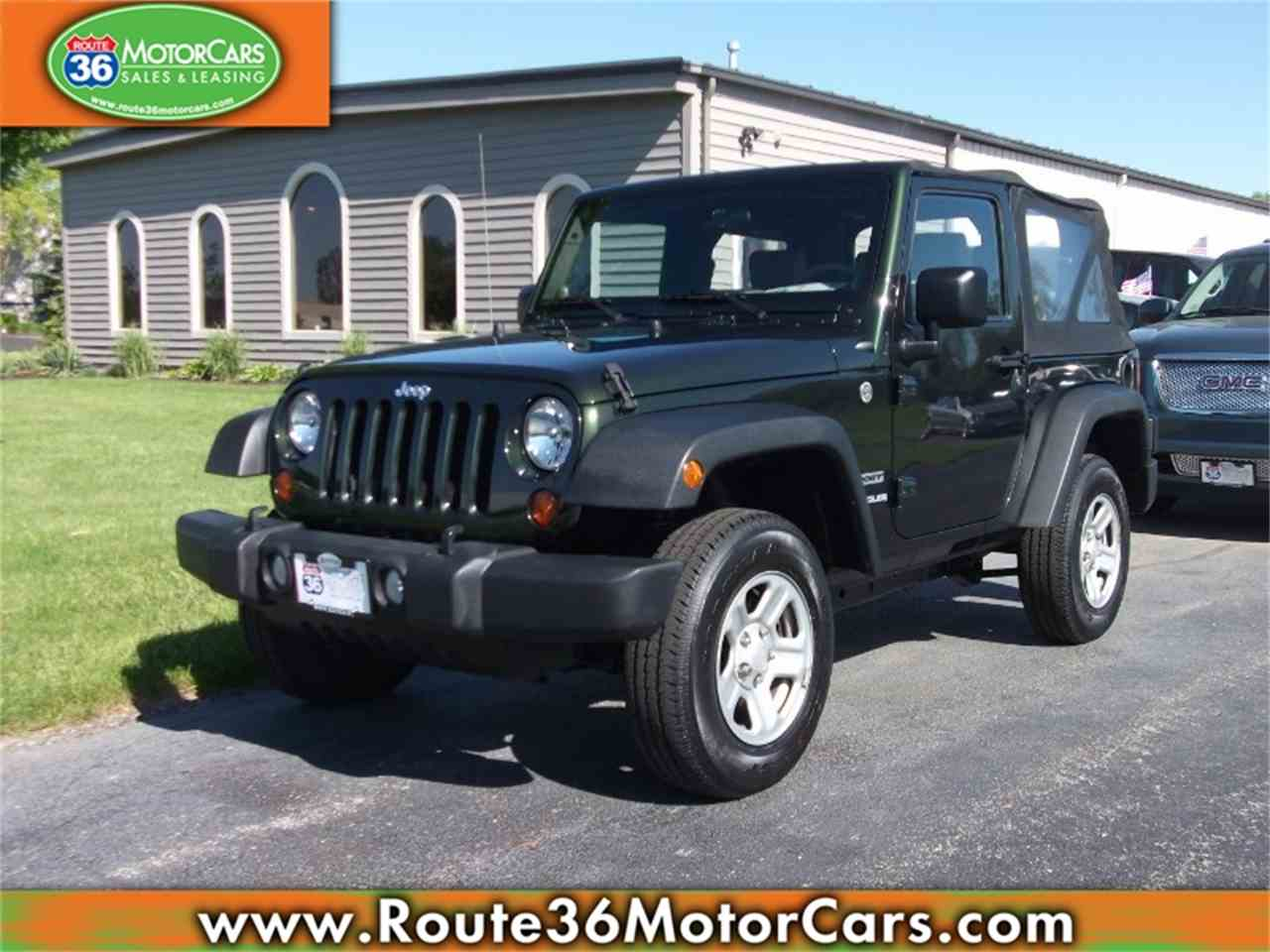 Large Picture of '10 Wrangler - L2BZ