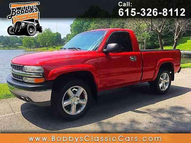 2000 Chevrolet Silverado | 982801