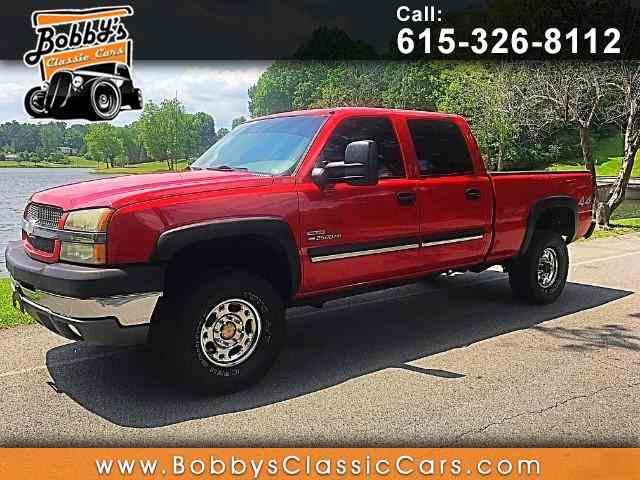 2003 Chevrolet Silverado | 982803