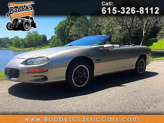 1999 Chevrolet Camaro | 982804