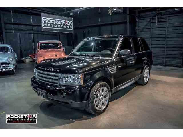 2009 Land Rover Range Rover Sport | 982810