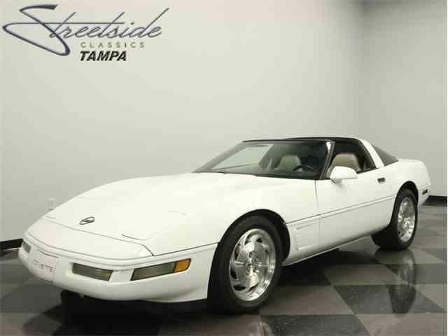 1996 Chevrolet Corvette | 982819