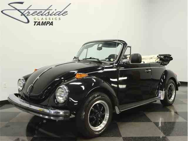 1979 Volkswagen Super Beetle Convertible | 982820