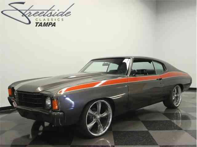 1972 Chevrolet Chevelle | 982822
