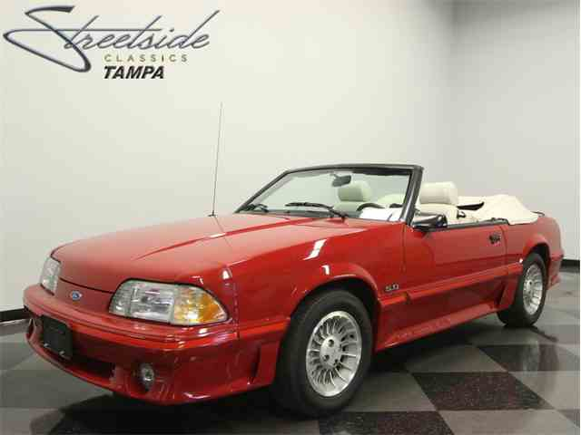 1987 Ford Mustang GT | 982823