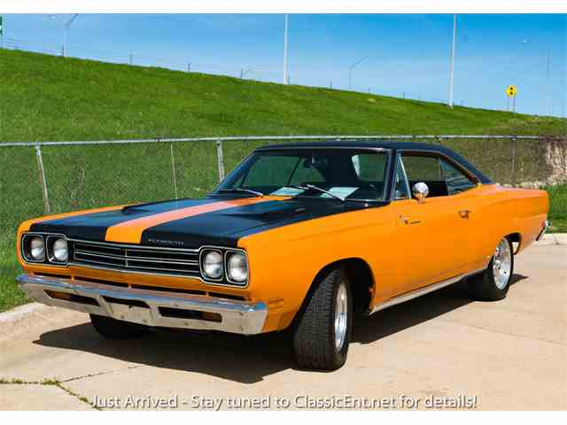 1969 Plymouth Road Runner | 982825