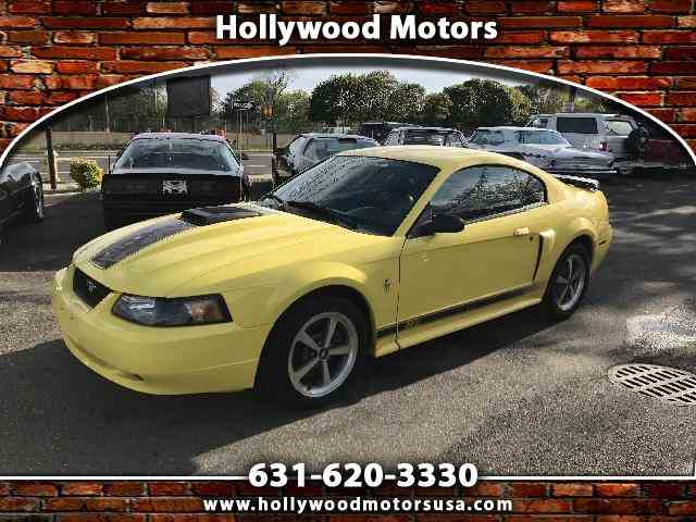 2003 Ford Mustang | 982827