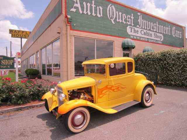 1930 Ford Model A Coupe Hot Rod | 982829