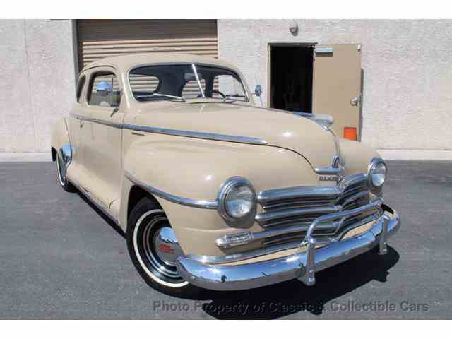 1948 Plymouth Special | 982831