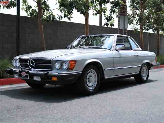 1981 Mercedes-Benz 380SL | 982841