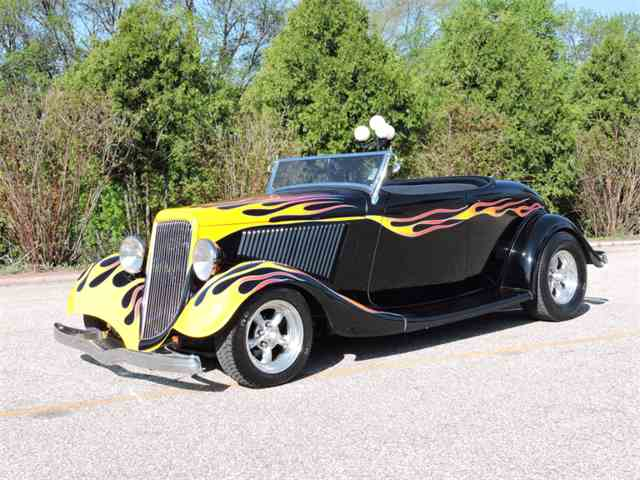 1934 Ford Roadster | 982842