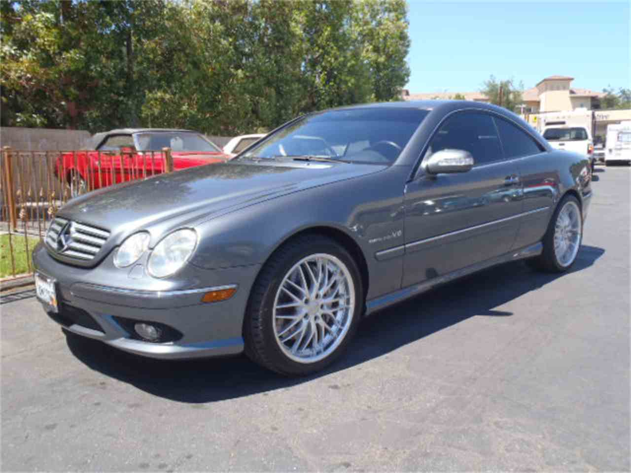 2006 mercedes benz cl55 for sale cc 980285 for Mercedes benz of thousand oaks