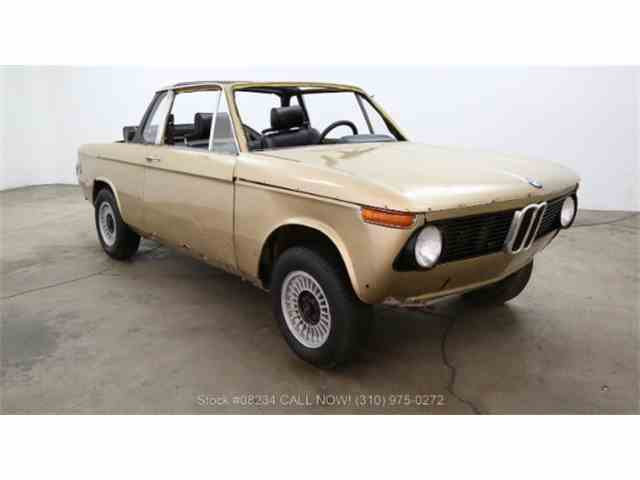 1975 BMW 2002   982851