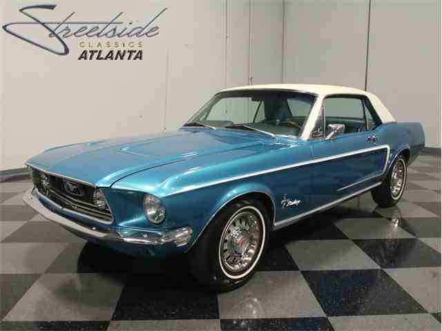 1968 Ford Mustang | 982852