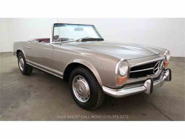 1968 Mercedes-Benz 280SL | 982854