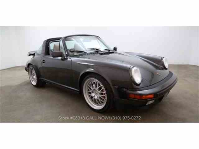 1989 Porsche Carrera   982855
