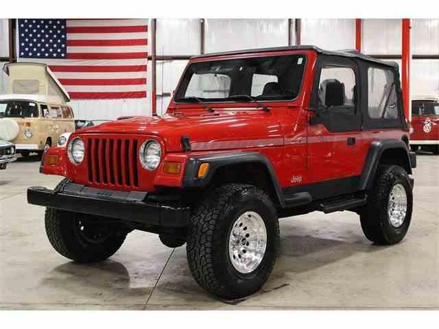 1997 Jeep CJ7 | 982856