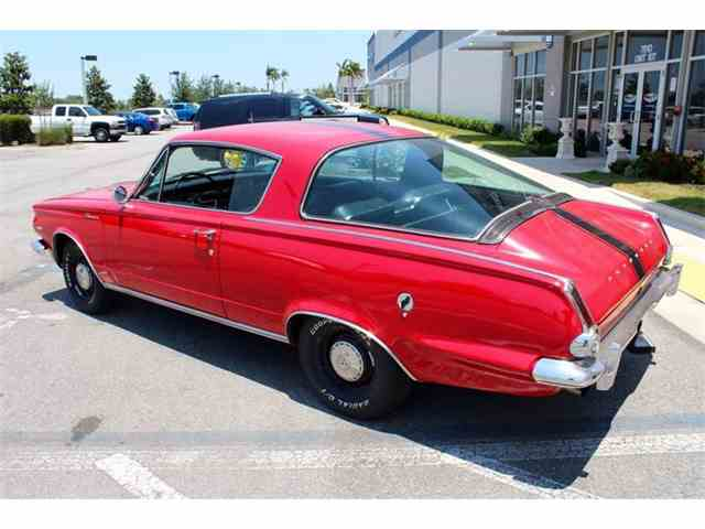 1965 Plymouth Barracuda | 982861
