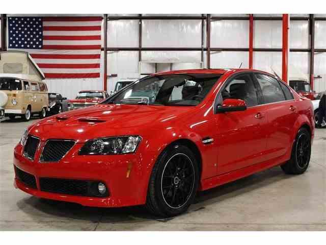 2009 Pontiac G8 | 982865