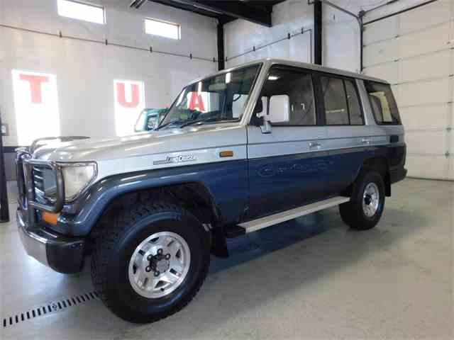 1991 Toyota Land Cruiser Prado EX5 | 982867