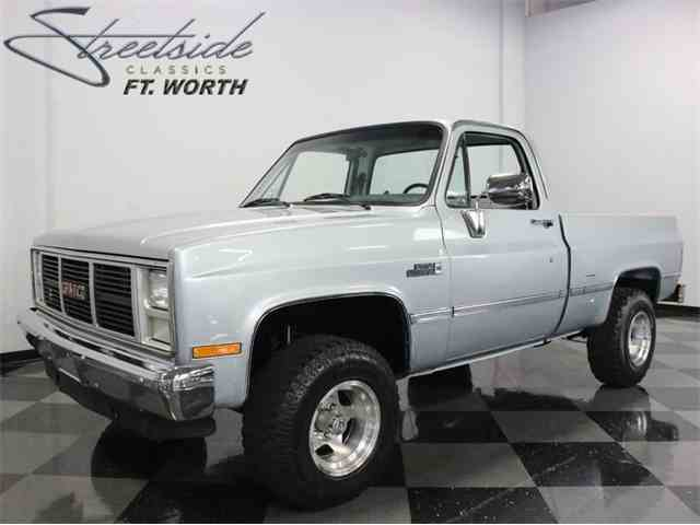 1987 Gmc 1500 High Sierra 4X4 | 982873