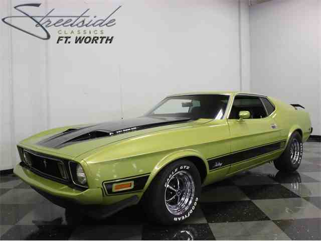 1973 Ford Mustang Mach 1 | 982874