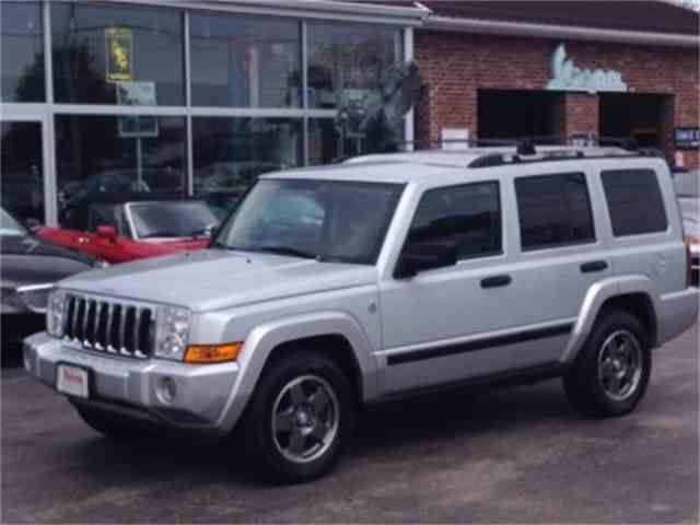 2006 Jeep Commander | 982878
