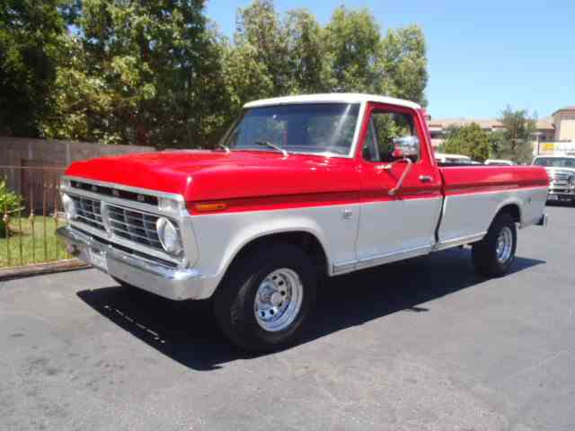 1973 Ford F100 | 980288