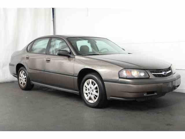 2003 Chevrolet Impala | 982885