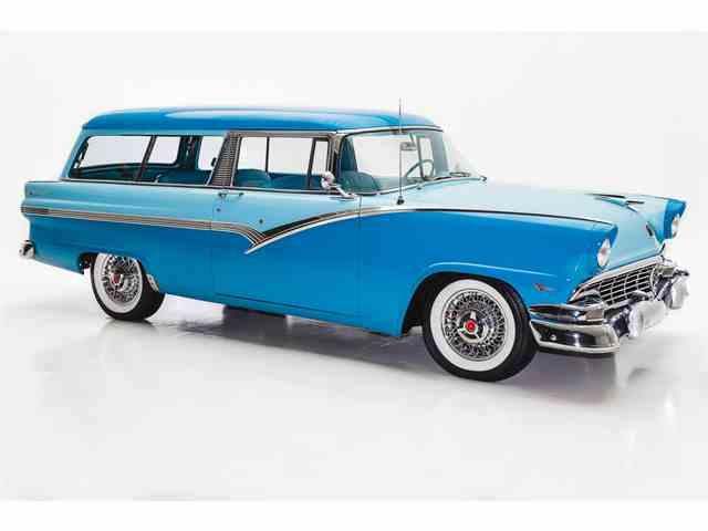 1956 Ford Parklane | 982890