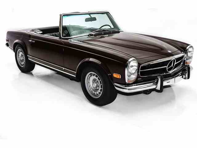 1969 Mercedes-Benz 280SL | 982893