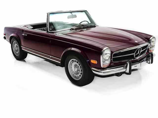 1969 Mercedes-Benz 280SL | 982893